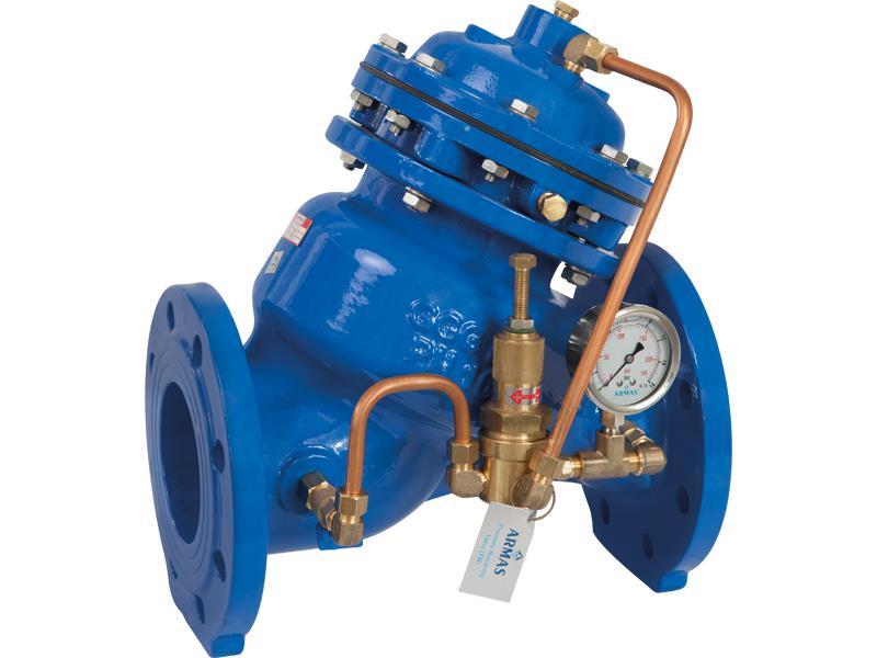 V lvula reductora de presi n para agua dise o robusto y - Valvula reductora de presion ...